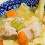 GERD-Friendly Chicken Noodle Soup